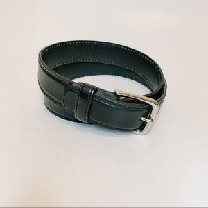 Dockers Black leather Belt size 34
